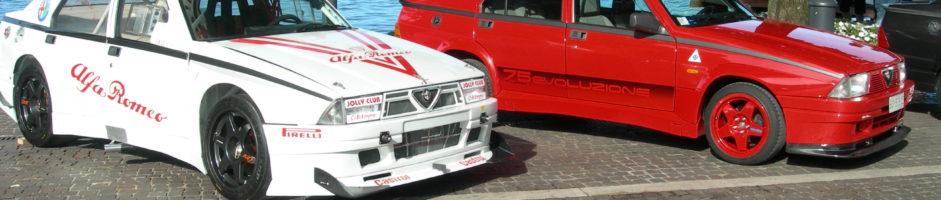 14esimo raduno ALFA-LANCIA.   Città di Bardolino – Lago di Garda